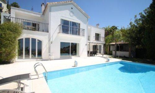 buy a villa in spain front