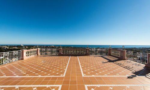 luxury villas in Marbella sun sea view 2